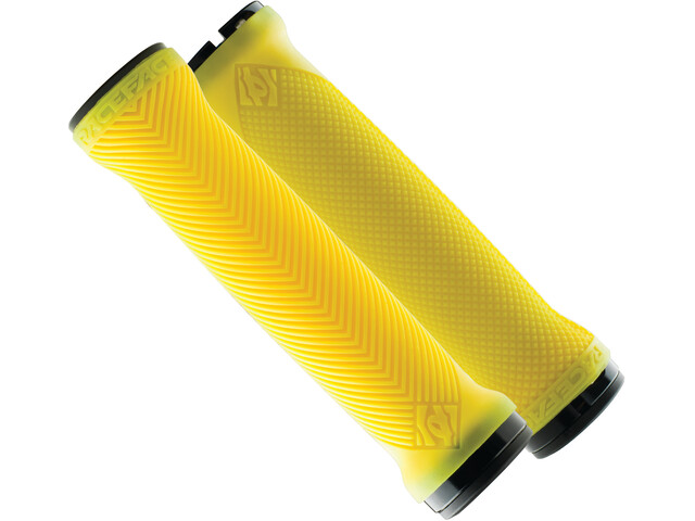 Race Face Love Handle Griffe neon yellow